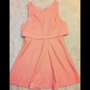 Charlotte Russe Woman's Shift Dress SIZE XL